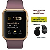 #4: Captcha (Top Selling) CT08 Smart Watch with Sim/Memory Card Slot, Camera (One Year Warranty) For Men/Woment/Kids with FREE GIFT OFFER (S530)