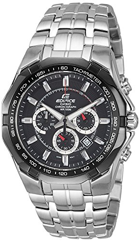 casio edifice chronograph black dial men's watch - ef-540d-1avdf (ed371) Casio Edifice Chronograph Black Dial Men's Watch – EF-540D-1AVDF (ED371) 51D9hRDMhEL