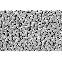 Ineos composto in PVC flessibile termo plastica imbottitura 20kg bianco pellet