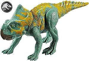 Jurassic World  Protoceratops de ataque, dinosaurio de juguete (Mattel FVJ92)