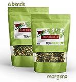 4 WOCHEN DETOX KUR, Detox Tee Set von teahero - unterstützt deine Diät oder...