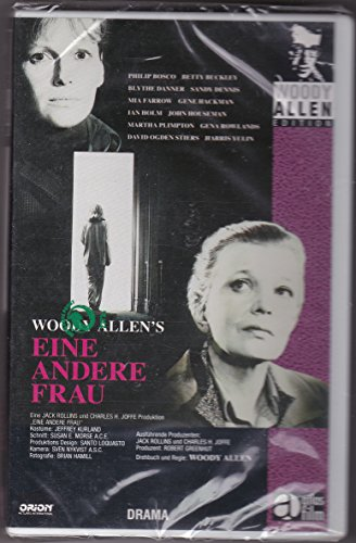 Eine andere Frau [VHS]