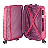 American Tourister Palm Valley Spinner, 67 cm, 61 Liters, Pixel Black - 5