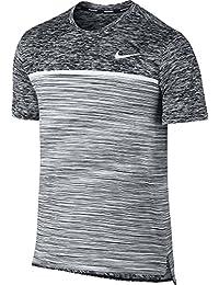 Nike M nkct Dry chllgr Top SS T-shirt à manches courtes de tennis, Homme