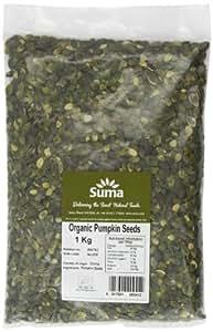 Suma Organic Pumpkin Seeds 1 kg