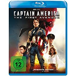 Captain America - The First Avenger [Blu-ray]