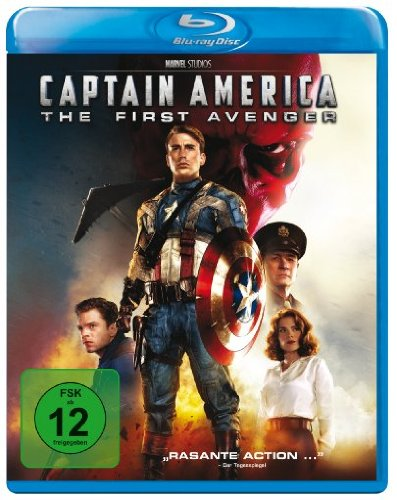 Bild von Captain America - The First Avenger [Blu-ray]