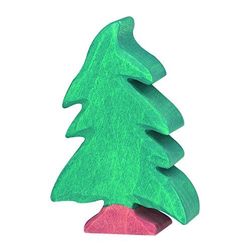 Preisvergleich Produktbild Holztiger Nadelbaum, klein, 80221