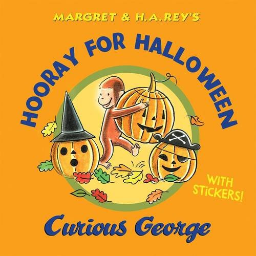 Hooray for Halloween, Curious George.