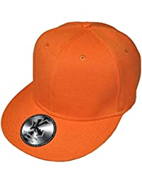 Amazon.co.uk  Orange - Baseball Caps   Accessories  Clothing dcd816e2a65f