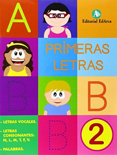 Lectoescritura. Primeras Letras 2