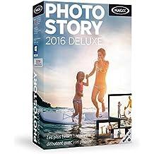 MAGIX Photostory 2016 Deluxe – Les plus belles histoires commencent par vos photos et vos vidéos.