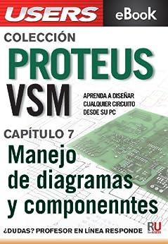 Proteus VSM: Manejo de diagramas y componentes (Colección Proteus VSM nº 7) (Spanish Edition) par [Rossano, Victor]