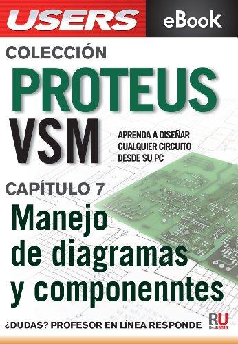 Proteus VSM: Manejo de diagramas y componentes (Colección Proteus VSM nº 7)