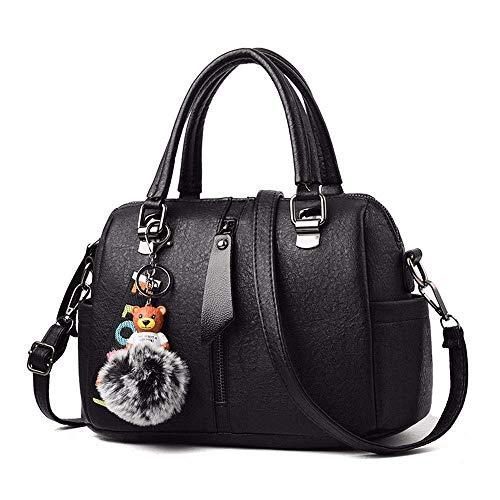 Handtasche Multifunktions-Design Elegante Einkaufstasche Für Die Schule Einkaufen Vintage Mode Umhängetasche