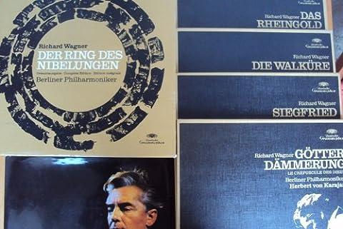 Der Ring der Nibelungen. Complete Edition. Die Walküre, Götterdämmerung, Siegfried,