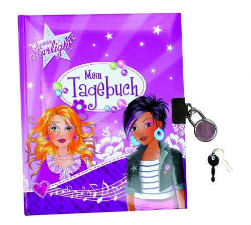 Starlight Rock (Miss Starlight Tagebuch mit Schloss by Trendhouse GmbH)