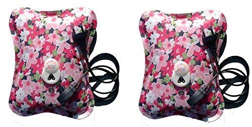 Soy Impulse Set Of 2 Self Filling Warm Water Bag (Assorted Colors)