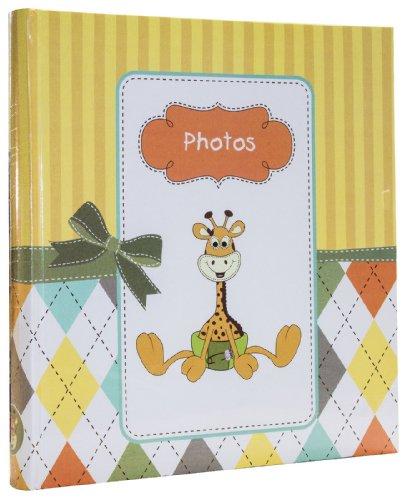 Idena-540912-Baby-Jumboalbum-Giraffe-50-Seiten