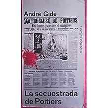 La secuestrada de Poitiers (Cuadernos Infimos)