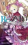 Re:Zero (novela) nº 03: Empezar de cero en un mundo diferente. Volumen 3. Una semana en la mansión 2ª parte (Manga Novelas (Light Novels))