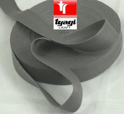 25mm-pure-cotton-tape-herringbone-pattern-webbing-strap-tent-tags-loop-ribbon-border-trim-bunting-ta