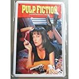 Inconnu hotrodspirit - Plaque pin up Pulp Fiction Affiche tole Film culte Deco ciné