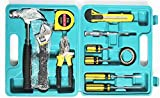 BMDHA Werkzeugkasten Auto-Reparatur-Satz 12-Teilige Auto-Notausrüstungen Für Auto-Notfall, Routinemäßige Wartung Toolbox 12-1A \ 1743,A