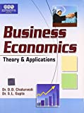 Business Economics : Theory & Applications