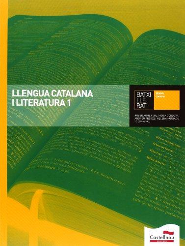 Llengua Catalana i Literatura 1. Batxillerat - 9788498049220 por Roser Armengol Gallemí