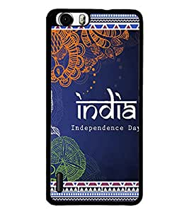 PrintDhaba India D-5697 Back Case Cover for HUAWEI HONOR 6 (Multi-Coloured)