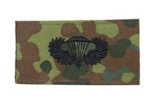 Unbekannt Abzeichen Fallschirmjäger US-Paratrooper Textil Aufnäher Springerabzeichen USA