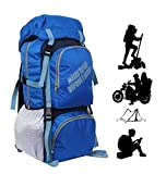 POLE STAR ROCKY Polyester 60 Liters Royal Blue Rucksack