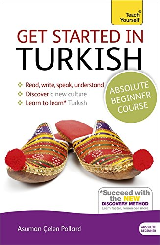 NO.1 COFFEE & TEA PRODUCTS GET STARTED IN TURKISH ABSOLUTE BEGINNER COURSE: (BOOK AND AUDIO SUPPORT) THE ESSENTIAL INTRODUCTION TO READING, WRITING, SPEAKING AND UNDERSTANDING A … YOURSELF LANGUAGE)|TEACH YOURSELF LANGUAGE BEST BUY REVIEWS UK