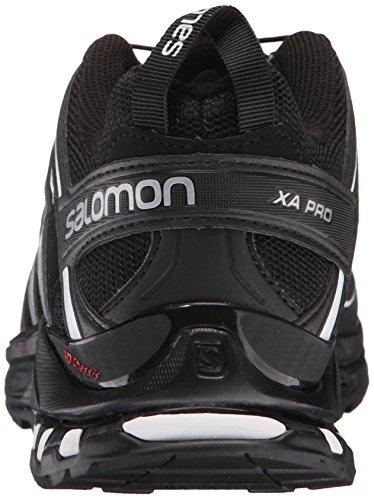 Salomon  XA PRO 3D, Chaussures de Trail femme Noir (Black/Black/White)