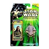 STAR WARS Action Figur 84253 - Qui-Gon Jinn mit Lichtschwert in Mos ESPA Verkleidung (INKL. Jedi Force File)