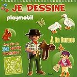 A la ferme Playmobil