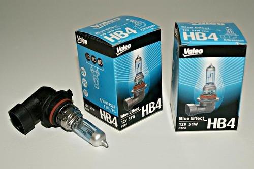 HB4 12V 51W Birnen Lichter Bläuliches Licht Xenon Effekt Beleuchtung 2 Stück