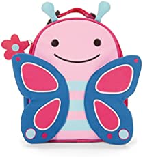 Skip hop Zoo Lunchies Butterfly, Multi Color