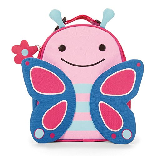 Skip Hop Zoo Lunchies Butterfly - Mochila para merienda