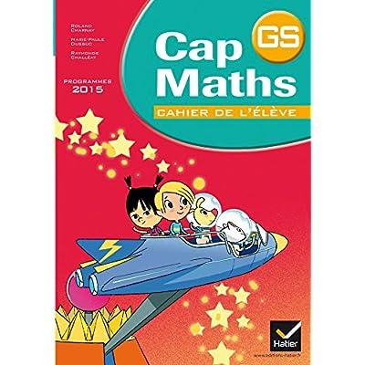 Read Cap Maths GS Ed. 2015   Cahier De L Eleve PDF   ClayCarlton