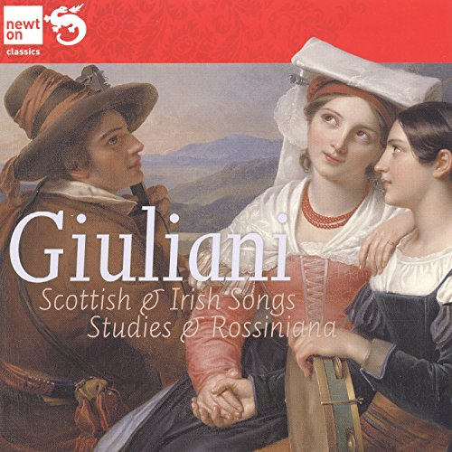 Giuliani: Études for Guitar, Le papillon, Allegretto Op. 50, No. 31