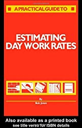 Estimating Day Work Rates by R. Jones (1988-09-30)