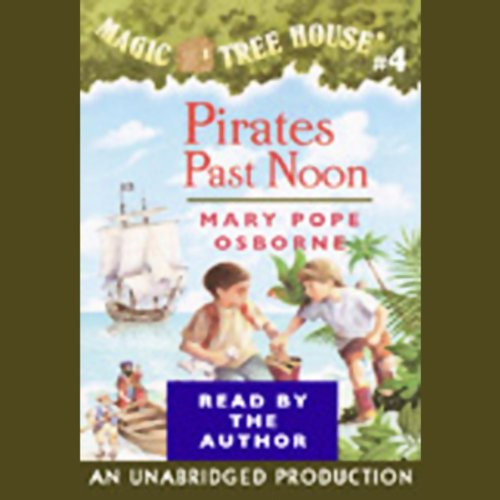 Magic Tree House, Book 4  Audiolibri
