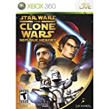 Star Wars the Clone Wars: Republic Heroes (XBOX 360) [UK IMPORT]
