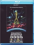 Daft Punk & Leiji Matsumoto's Interstella 5555 : The 5tory of the 5ecret 5tar 5ystem [Blu-ray] [2011]
