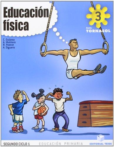 Educación física 3º EPO - Proyecto Tornasol - 9788430776399