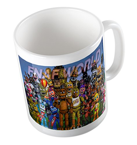 FIVE NIGHTS AT FREDDYS MUG (FREDDY WORLD)