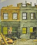 1/35 Scale ~ WW2 Berlin City House Ruin