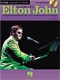 Partition : John Elton Best Of Keyboard Sign. Licks + Cd